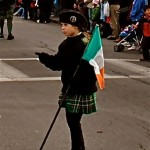 Holidays by the Sea Parade Pipe Band Girl