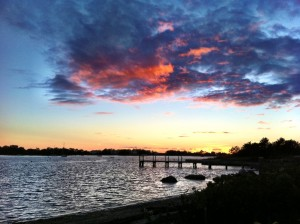 best sunsets on Cape Cod
