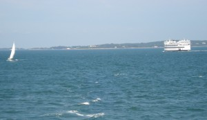 Ferry to Martha's Vineyard