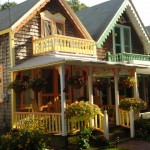 Oak Bluffs Gingerbread House