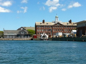 Woods Hole Oceanographic Institute Woods Hole MA