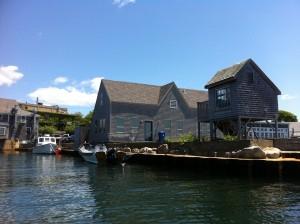 Woods Hole, charming Cape Cod village