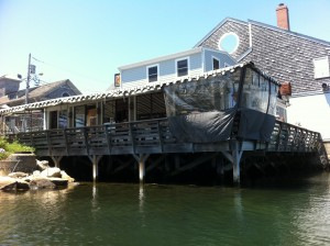 Phusion restaurant in Woods Hole MA