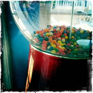 penny candy store in Woods Hole, MA