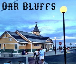 Oak Bluffs, Martha's Vineyard ferry terminal