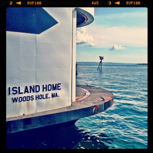 Large ferry to take you from Woods Hole to Oak Bluffs, great daytrip from Falmouth