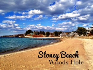 Woods Hole Falmouth beach