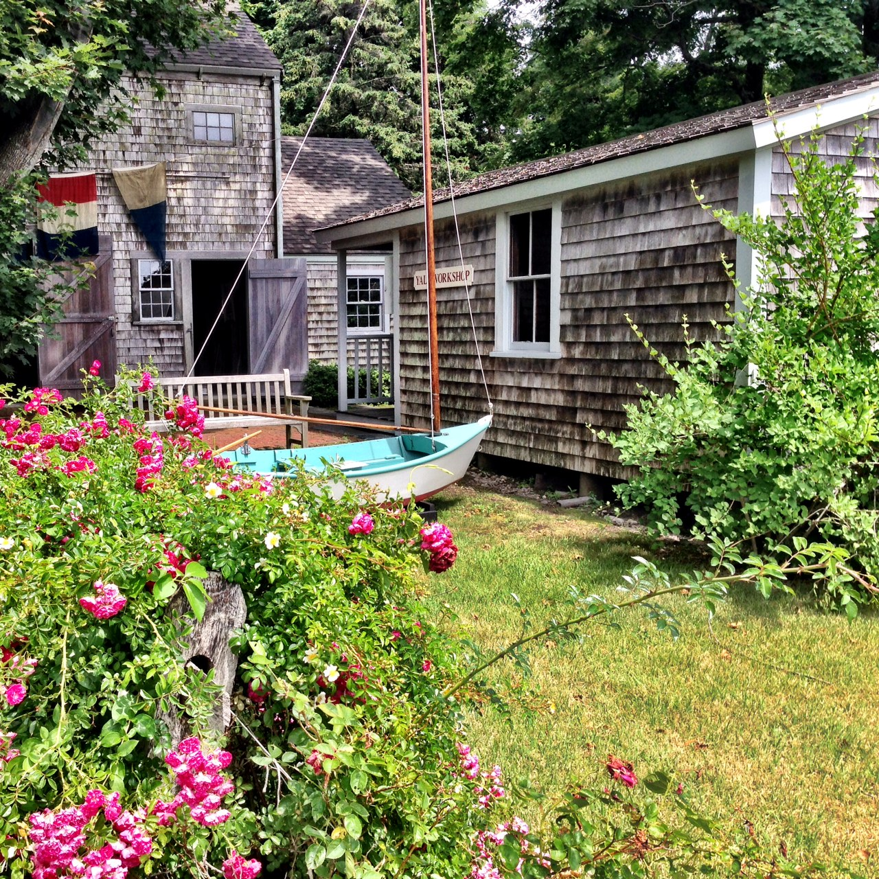 Cape Cod Museums In Woods Hole, A Village Of Falmouth Mass