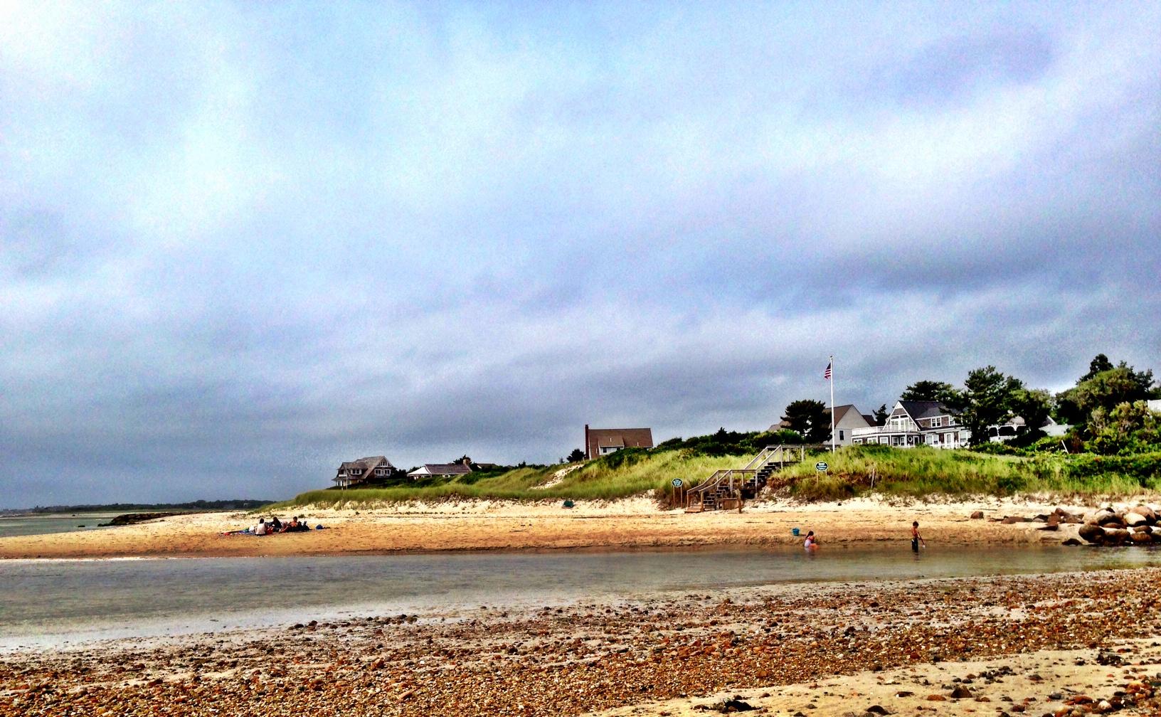 Public Beach In Falmouth Ma
