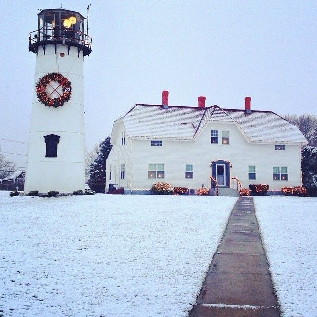 New Year, New Experience: Lighthouse Tour « Falmouth Bed
