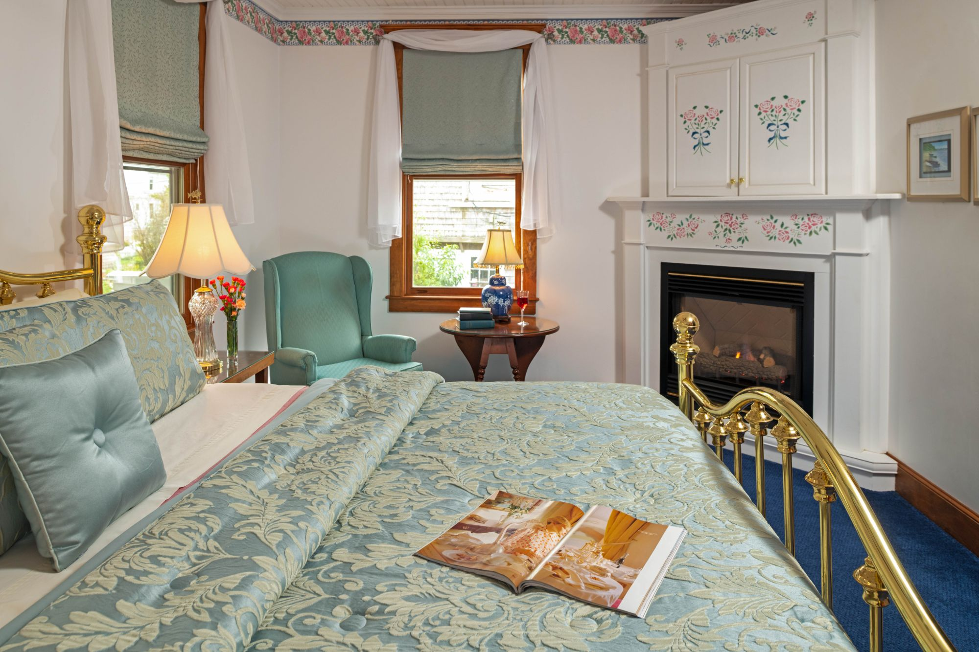 Palmer House Guest Room